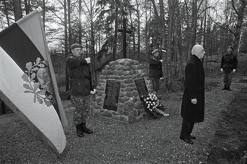 Lennart Meri, President of the Republic of Estonia 1992–2001